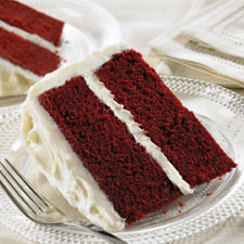 What is in a red velvet cake?  Is it good?